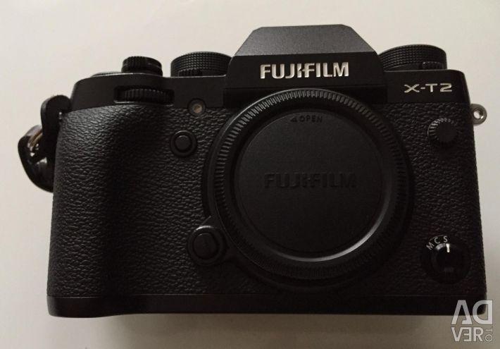 Fujifilm X-T2 Σώμα