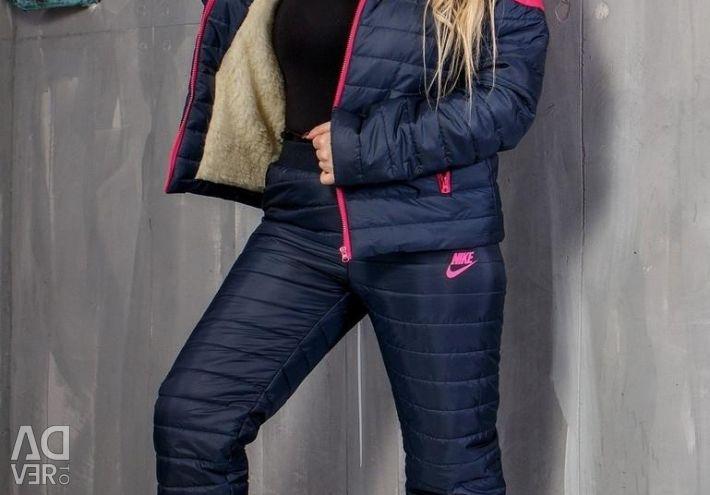 Costume sport cald, 42-54