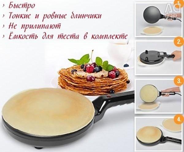 Ηλεκτρική μηχανή για τηγανίτες