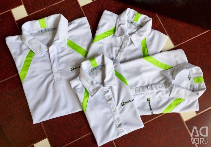 Tricouri sport pentru întreaga familie