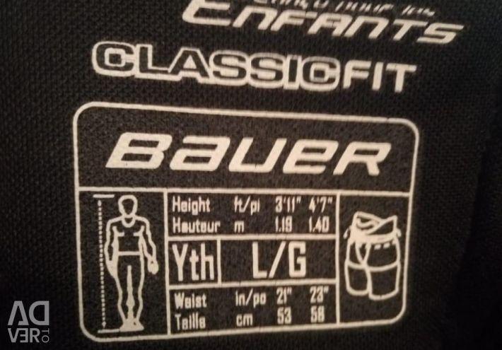 Νέα σορτς χόκεϊ Bauer