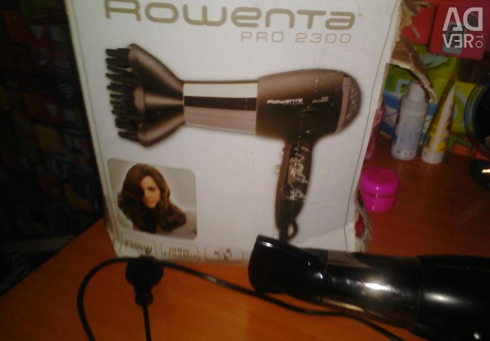 Hair dryer new Roventa