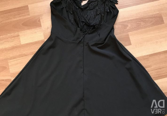 Dress Black Angel