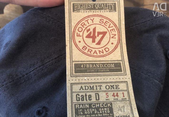 Καπέλο Μπέιζμπολ Yankees 47brand Νέο
