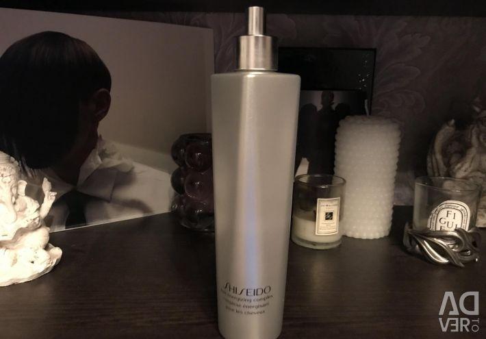 Shiseido hair energizing complex