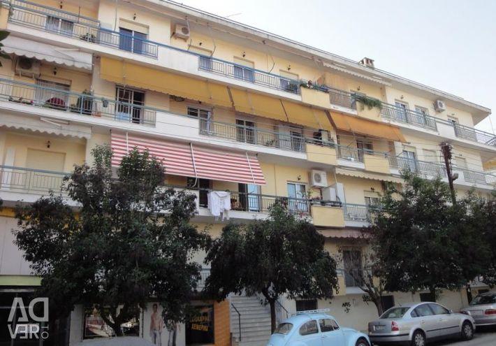 A 1st floor apartment of 99.30 sq.m. (3 rooms, 1 b