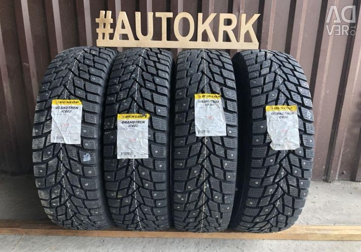 Χειμερινά ελαστικά R17 275 65 Dunlop