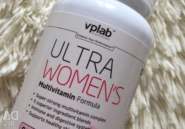 Ultra Women's Vitamins