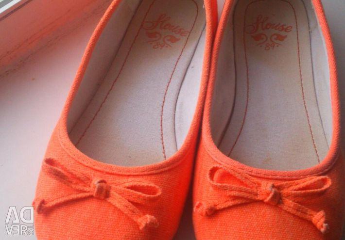 Ballet shoes 36 size