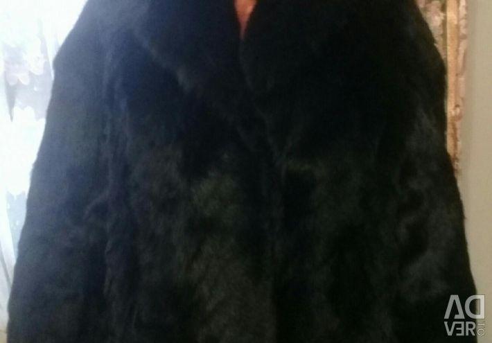 Fur coat natur.mex