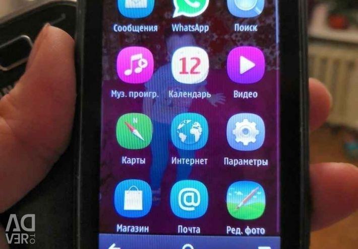 Телефоны разные.
