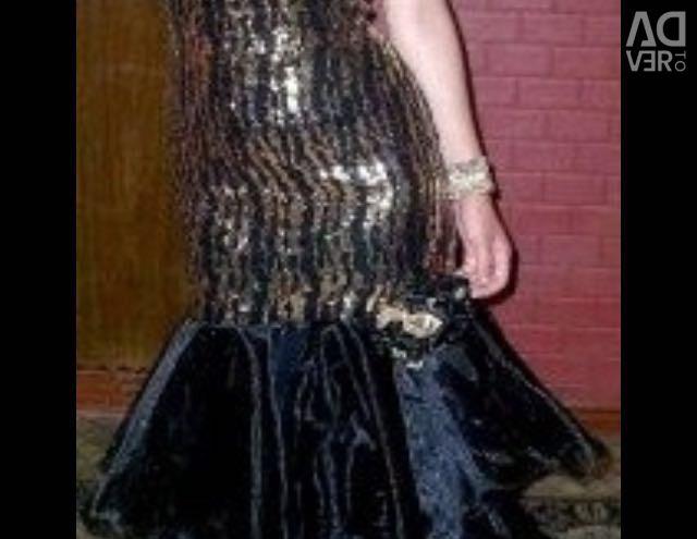 Rochie de seara cu paiete