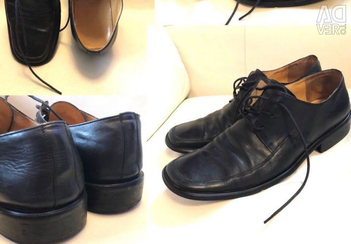 Ботинки EGLE, Франция, оригинал, размер 43