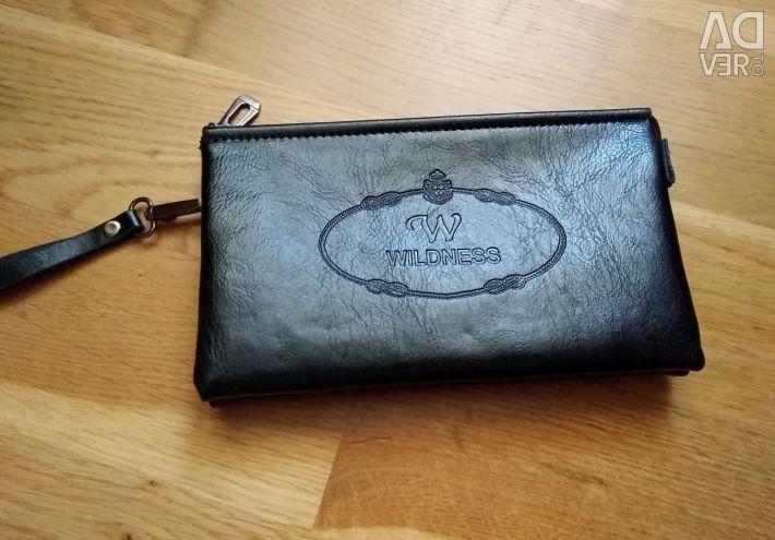 Purse new men's wallet