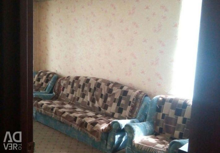 Apartament, 4 camere, 6,3 m²