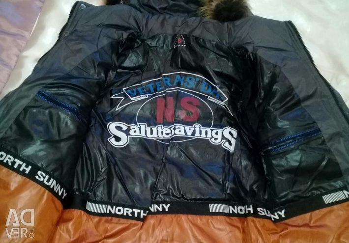 New winter jacket