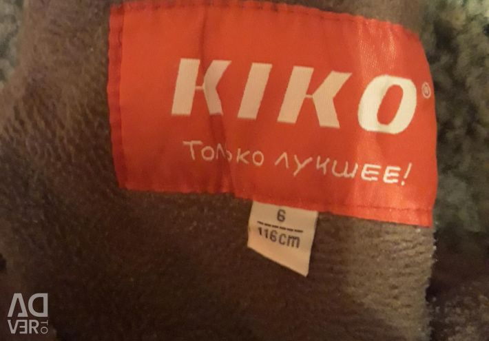 Χειμερινό παντελόνι Kiko Talnakh