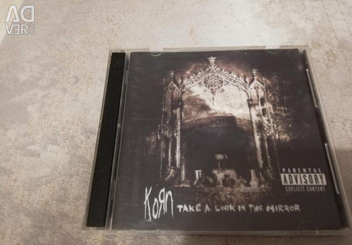 Rock music on CD