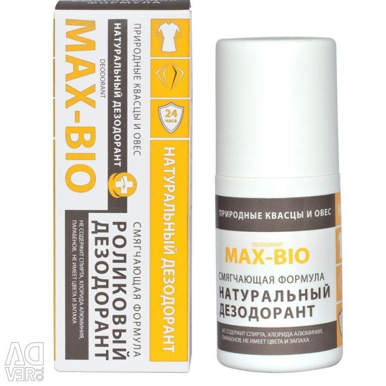Дезодорант MAX-BIO «Смягчающая формула»