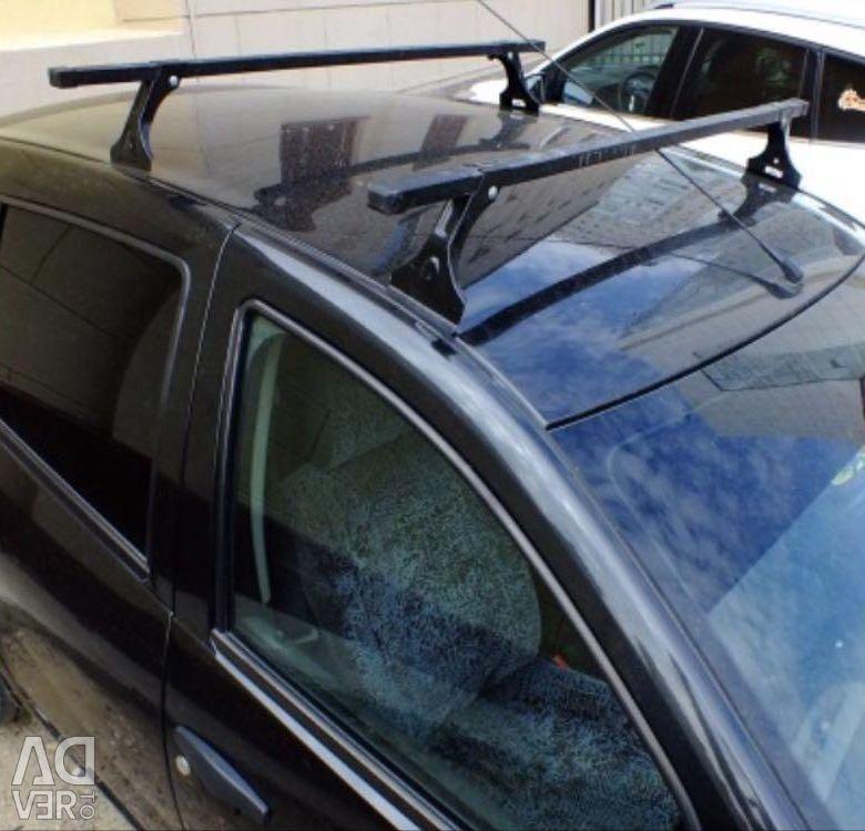 Багажник на крышу Sandero (2013-2018) хэтчбек