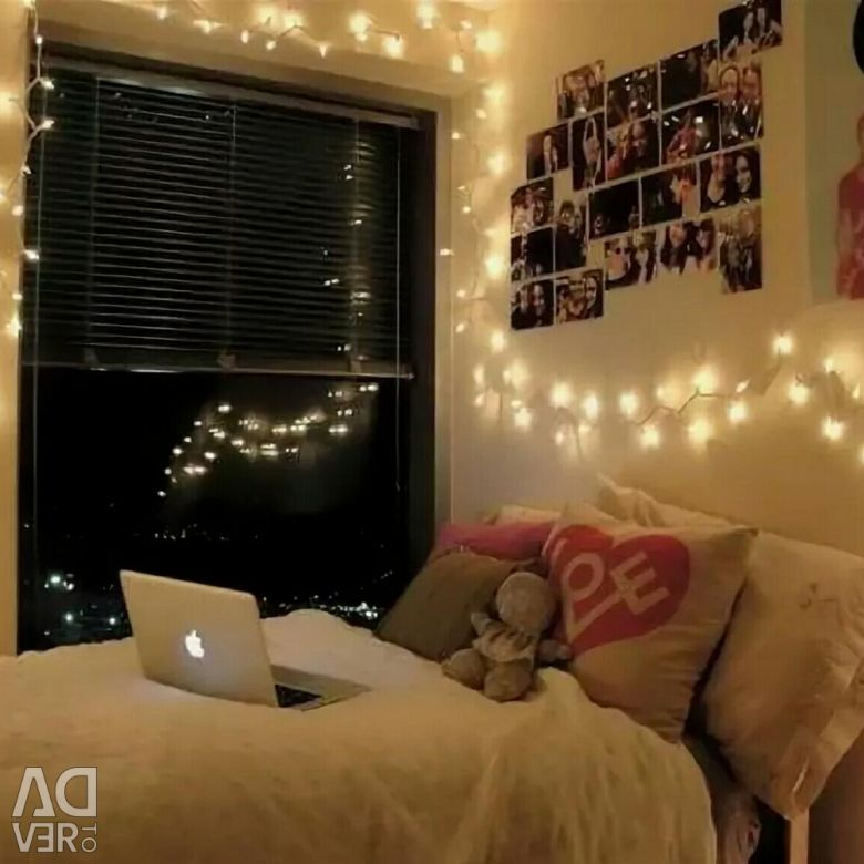 tumblr room with lights