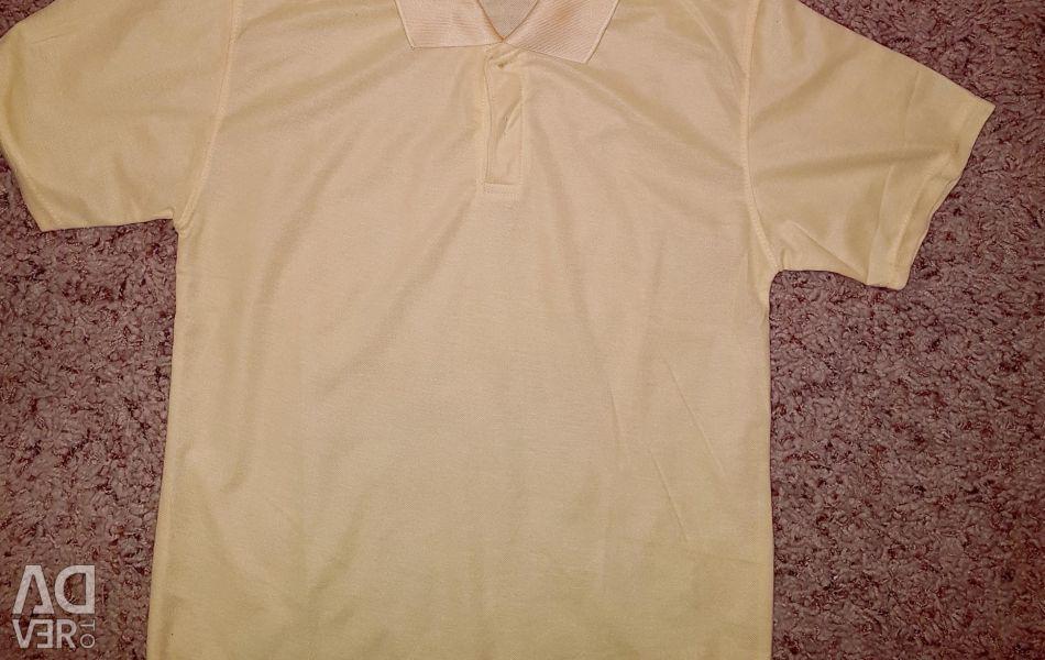 Cotton T-shirt, 48 size