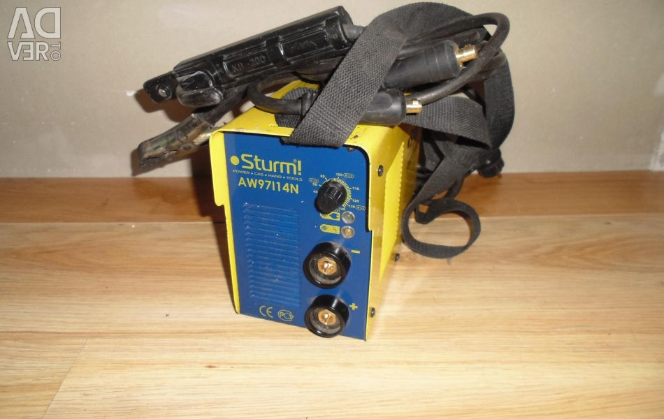 Inverter STURM 140A
