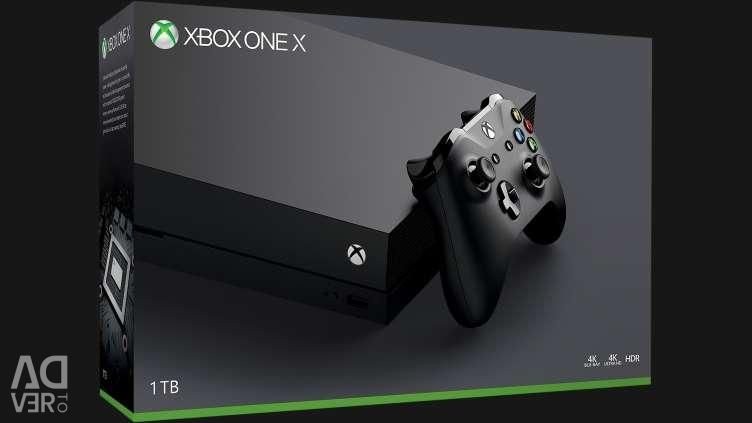 Set de top Xbox ONE X în stare excelentă