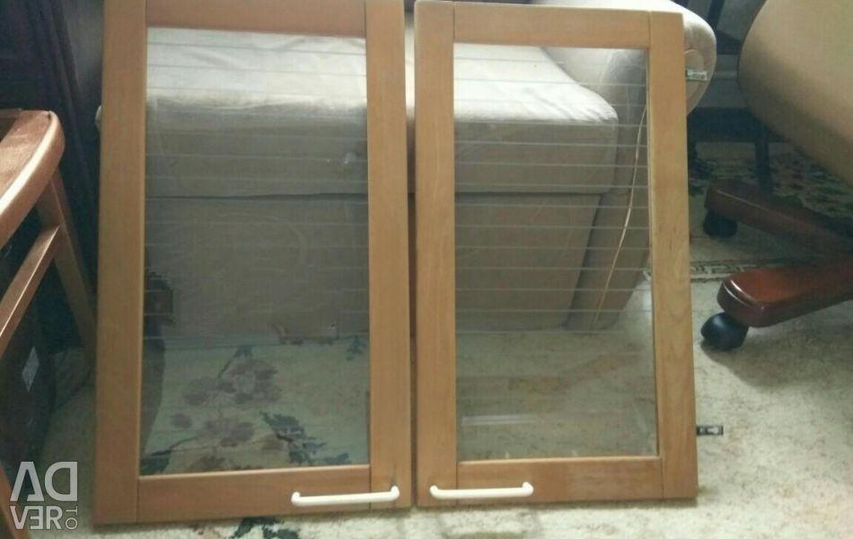 Doors (facade) for kuon cabinets array