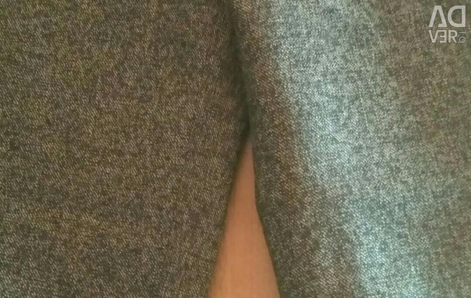 Shorts drape