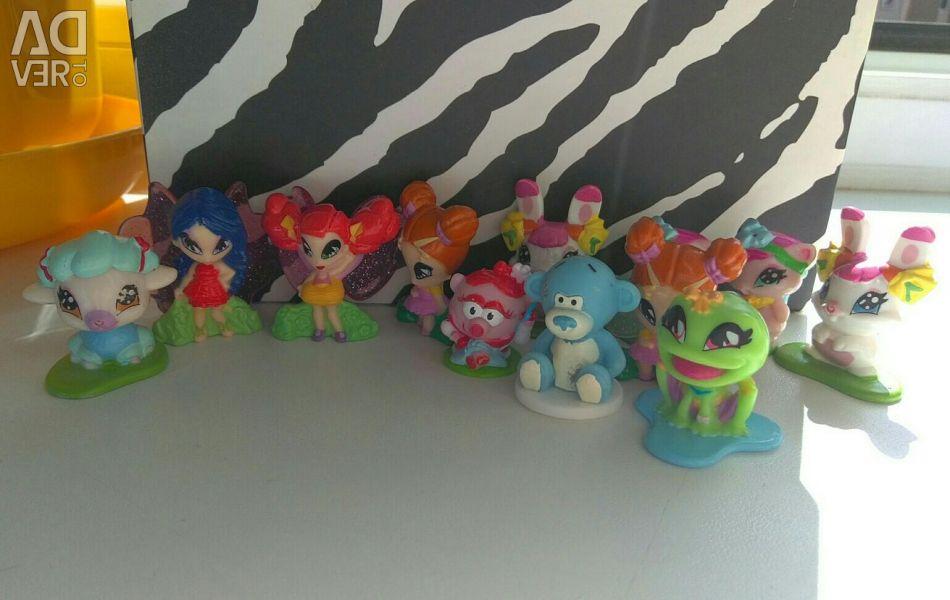 Kindertsurprise Toys