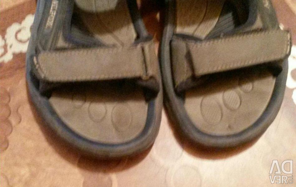 Men's sandals. Size 39-40