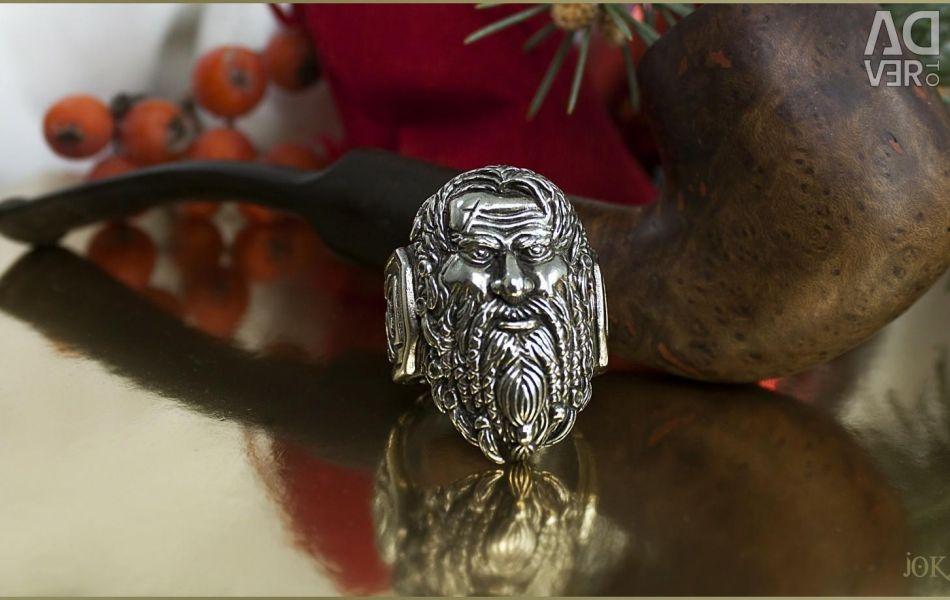 Δαχτυλίδι δαχτυλιδιών για άντρες
