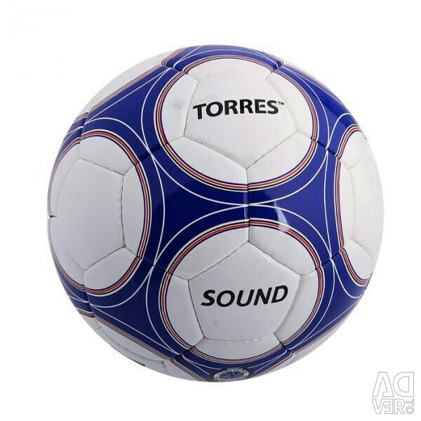 Soccer ball for the visually impaired