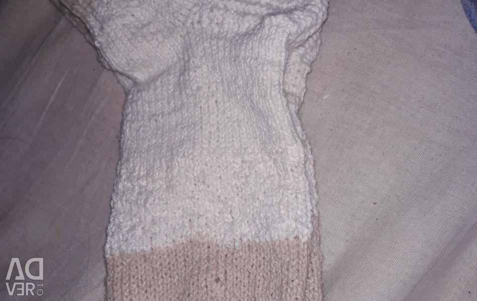 Носки вязанные ручная работа