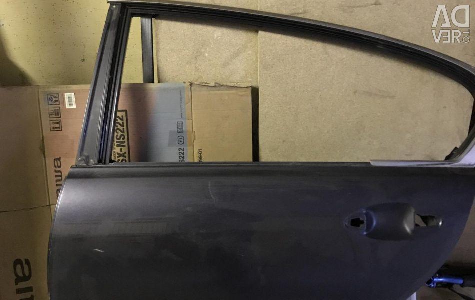 Door left rear Lexus GS 2005-2011