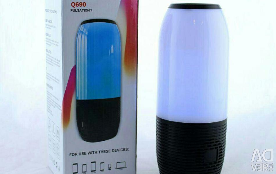 Портативная Bluetooth колонка Q690 Pulsation 3