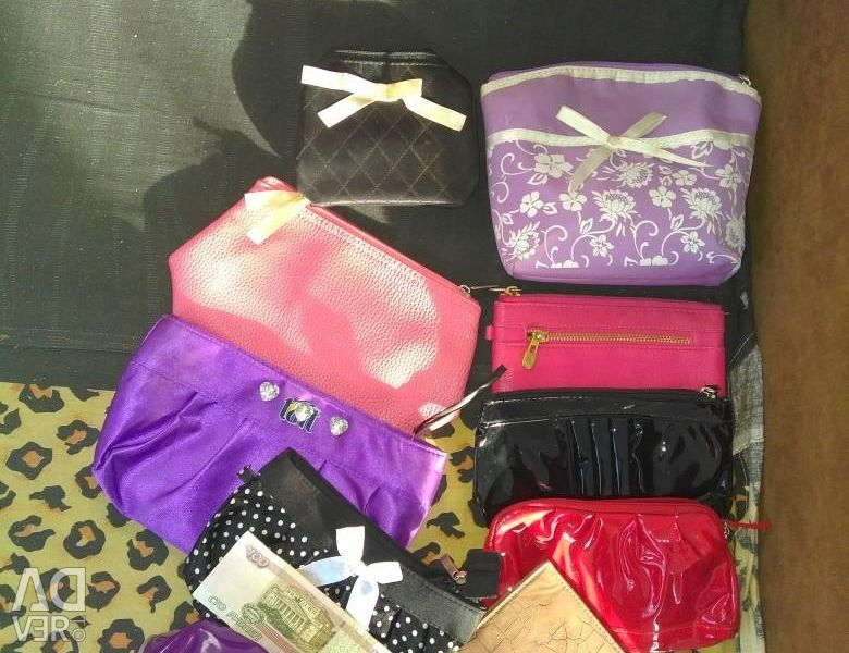 NEW !!! BAGS, WALLETS