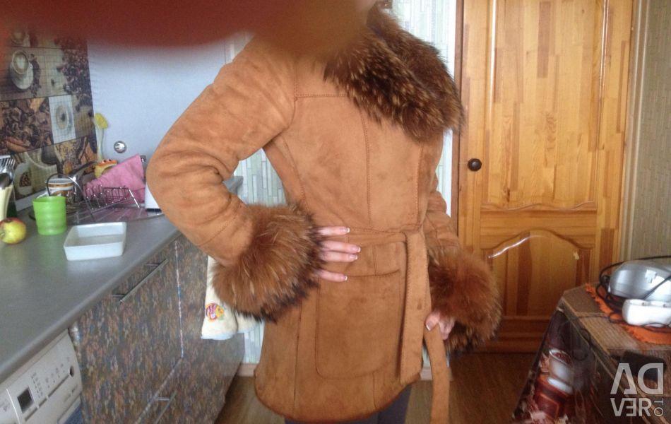 Sheepskin coat Italian