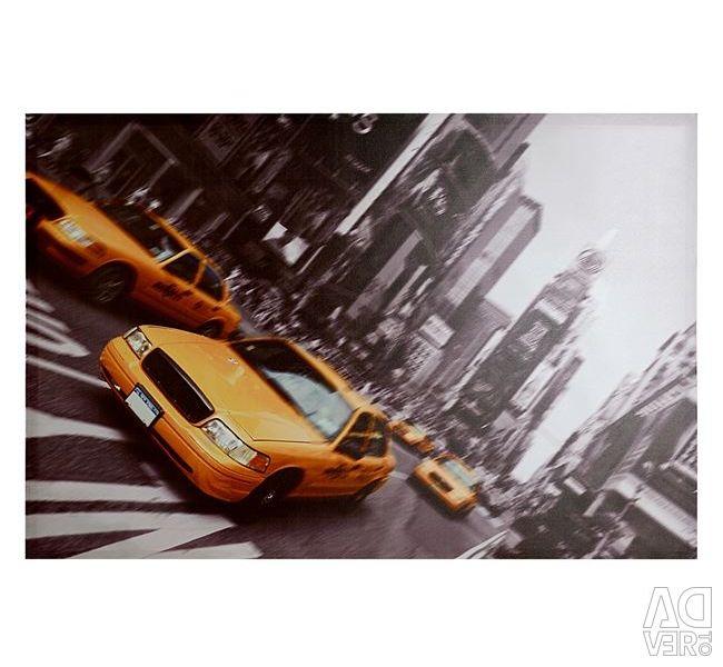 ТАБЛИЦЯ CANVAS HM7072 NEW YORK STREET 90X60X2.5