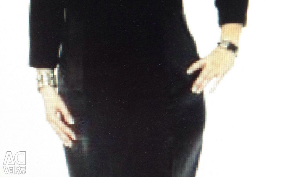 Women's dress, size 58, auction.