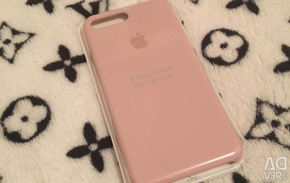 Cover original iPhone 7 +, 8 +