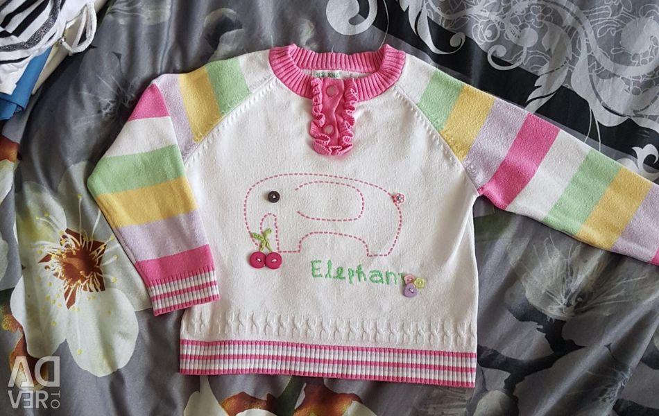 3-4 year sweater