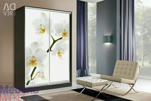 Kayar gardırop Oscar Orkide
