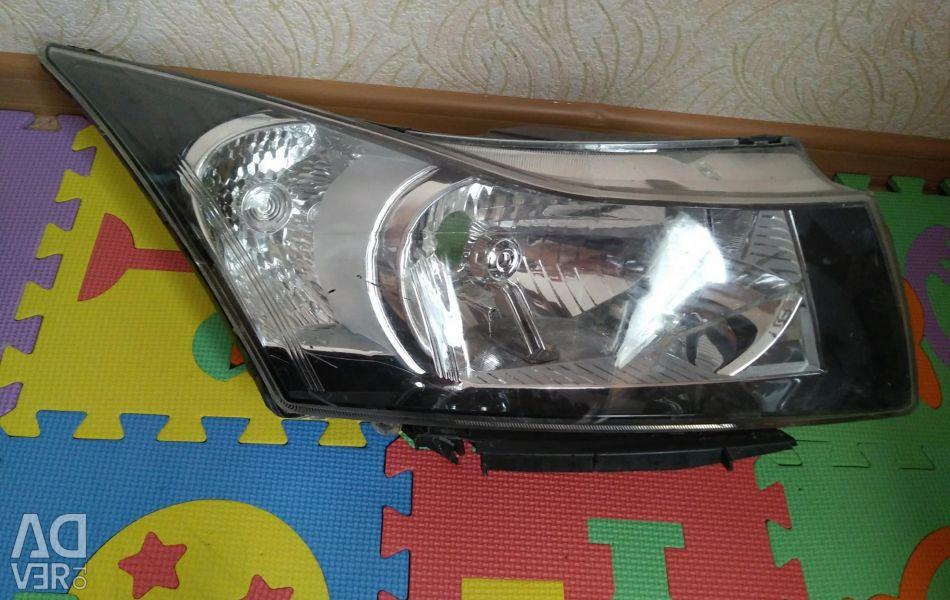 Headlight Chevrolet Cruze
