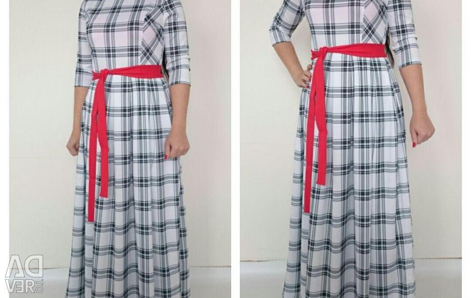 Платье(48,50)