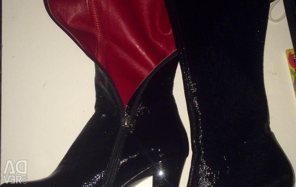 Μπότες νέο φθινόπωρο