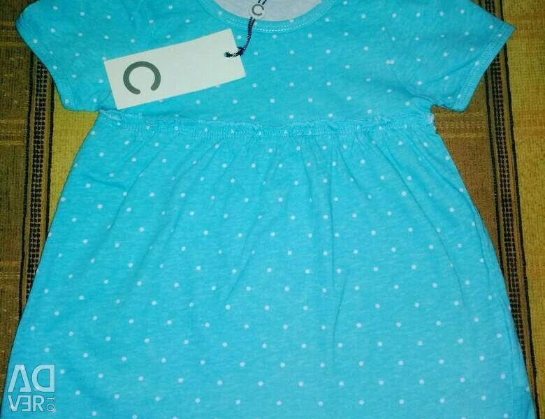 New dress _92 cm