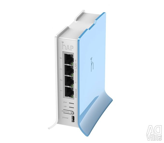 MikroTik Routerboard RB941-2nDTC HAP Lite Access P