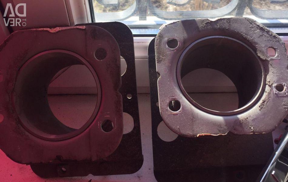 Bumpers for bumper Infiniti EX35